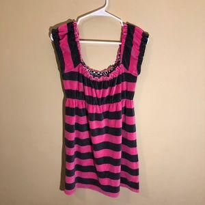 Pink Victoria's Secret swimsuit cover